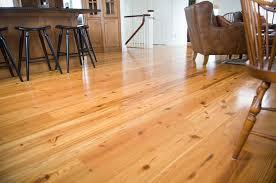 longleaf lumber reclaimed 3 rustic pine flooring in a home