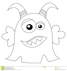 moshi monster coloring pages az coloring pages inside cute monster
