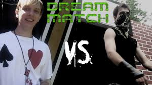 nikky chance vs david storm dream match chw backyard wrestling