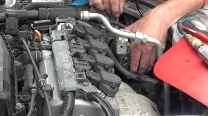 d i y timing belt service 1 7 2003 honda civic sohc youtube