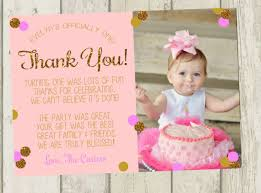card templates thank you cards baby pleasing baby thank you