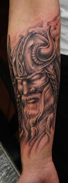 manly tattoos for the viking in you