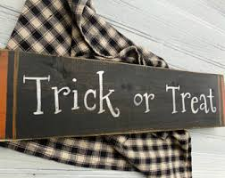 rustic halloween etsy