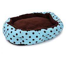 Washable Dog Beds Lovely Polka Dot Soft Washable Pet Dog Cat Bed House Nest Pad
