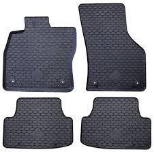 tappeti di gomma per auto cora 000132119 tappeti personalizzati in gomma 4 pezzi it