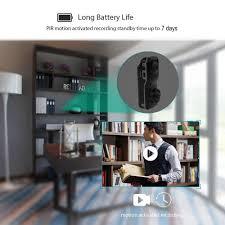 mini hd pir sensor camera cmos micro home security surveillance
