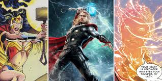 20 things you didn t know about mjolnir the hammer of thor