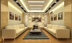 Fall Ceiling Design For Hall With Fan