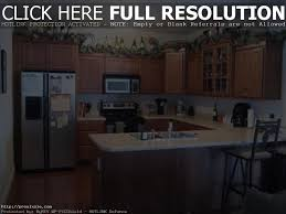decor above kitchen cabinets kitchen decoration