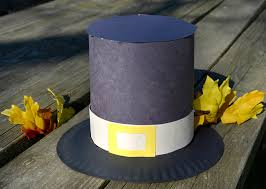 pilgrim hat diy craft
