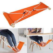 65 5 15 5cm office foot rest stand desk feet hammock easy to