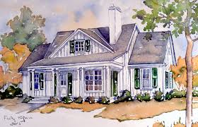 Southern Living House Plans With Pictures Magnolia Cottage Southern Living House Plans