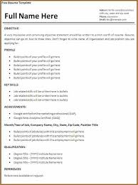 Resume For Teaching Job by Resume Application For Job 10 Application For Job Format Hd Basic