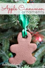 easy diy cinnamon ornament recipe