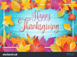 thanksgiving holiday card happy thanksgiving greeting card holiday fall stock vector