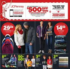jc penney black friday ads for 2015 released houston chronicle