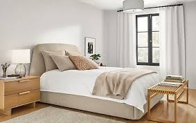 Ashby Bedroom Furniture Emery Bed With Ashby Nightstand Modern Bedroom Furniture Room