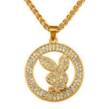 round pendants necklace images Wholesale new arrival hip hop gold pendant necklace fashion jpg