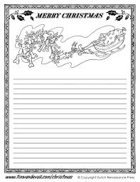 writing paper template tim van de vall comics printables for kids christmas writing paper template