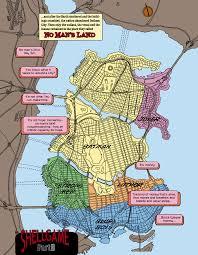 Map Of Gotham City M6p2s5gziax8