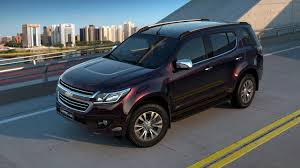 chevrolet trailblazer 2015 gm reveals the new trailblazer in brazil motorchase