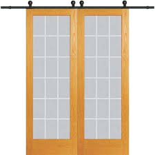 Interior Sliding Barn Door Kit 72 X 96 Barn Door Kit Barn Doors Interior U0026 Closet Doors