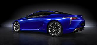 lexus lc fuel economy stunning hybrid future of lexus business insider