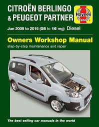 peugeot partner dimensions citroen berlingo u0026 peugeot partner diesel june 08 16 08 to 16