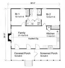 country cabins plans floor plan of country house plan 49124 i would this for