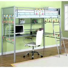 Bunk Bed With Sofa Underneath Loft Desk Bed Maxi Maxi White 7 Loft Bed With Sofa Bed And Desk