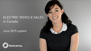 nissan canada june 2015 electric vehicle sales in canada june 2015 update
