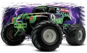 grave digger monster truck poster traxxas 1 16 scale grave digger 2wd monster jam replica monster