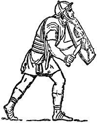 bbc bitesize ks2 history life roman soldier a roman soldiers