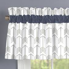 Valances For Living Room by Hall Window Valances With Soft Purple Wall Design And Glass