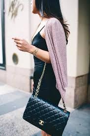 modern lbd slinky black dress with cutouts beaded open front