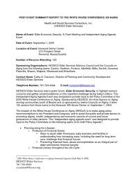 post event report template post event summary report template event report templates 9 free