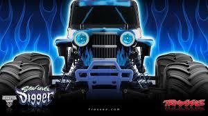 monster jam traxxas trucks traxxas son uva digger r c monster truck rcnewz com