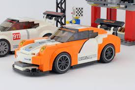 porsche lego set ck modelcars 75912 lego speed champions porsche 911 gt3 r