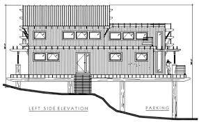 a frame house floor plans timber frame modern 3 plan