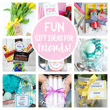 25 gifts ideas for friends squared