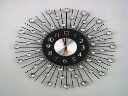 wall clocks design ideas modern sun designs dma homes 76347