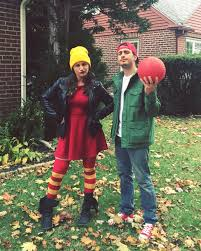 hercules and meg costumes for halloween tj u0026 spinelli from recess u2026 pinteres u2026