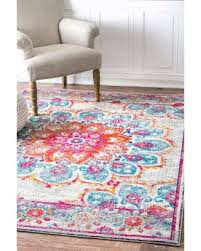 Pink Runner Rug On Sale Now 20 Nuloom Vintage Floral Mandala Pink Runner Rug