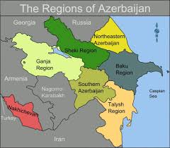 Iran On World Map True Maps Of Azerbaijan Countries Of The World Azerbaijan