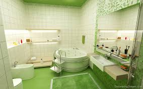 hello kitty tile bath really cool kids bathroom design ideas