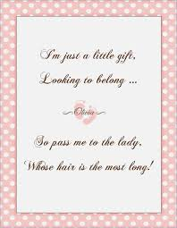 baby girl poems baby girl shower poems tomorrowliving me