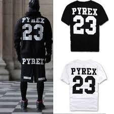 pyrex clothing men women t shirt kanye exo pyrex vision 23 summer top hip