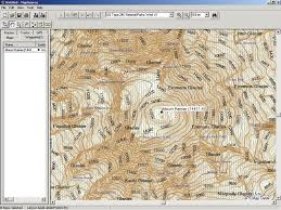 map us parks free shipping garmin mapsource us topo 24k national parks west