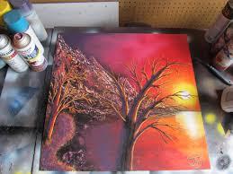 Spray Paint Artist - 7 with fine spray paint artist tyrone webb melo