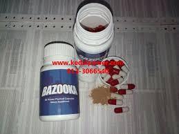 bazooka ori 60 biji isi dalam brown bukan putih